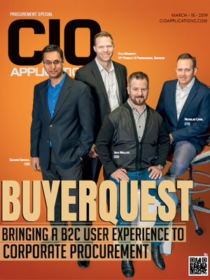 Buyerquest: Bringing A B2B User Experience Corporate procument